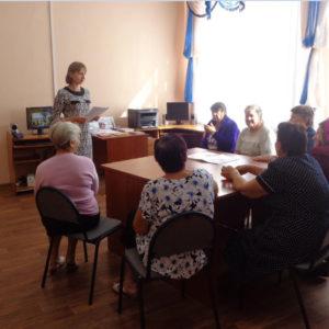 Экологическая дискуссия «Родники в окрестностях села Тимоново»