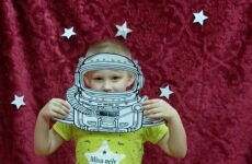 «Под шелест книг: космическое путешествие»